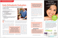 Early Orthodontic Evaluation - Dear Doctor Magazine